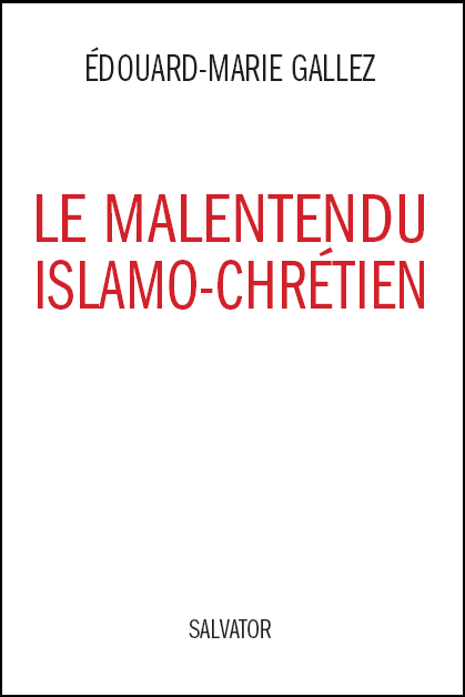 cover of the book Le malentendu islamo-Chrétien